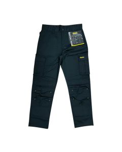 BENCH Toronto Trousers W38inL31in Black