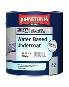 LEYLAND Fast Drying Water Based Undercoat 2.5L B/White