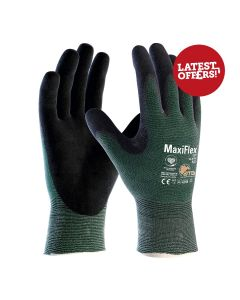 ATG MaxiFlex® Cut™ Work Glove Cut Resistant Level 3B