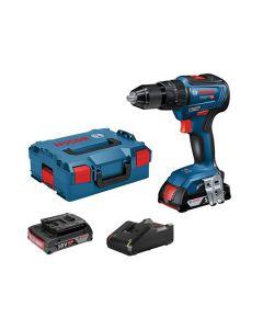 Bosch Brushless Combi Hammer Drill GSB 18V-55