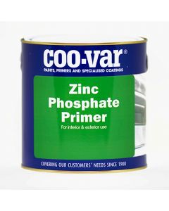 Coo Var Zinc Phosphate Primer Paint Grey 1L