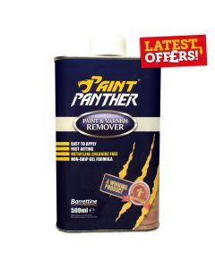 Paint Panther Paint and Varnish Remover 500ml