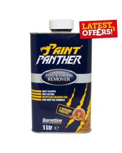 Paint Panther Paint and Varnish Remover 1L