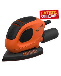 Black & Decker 240V Mouse Sander