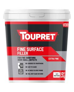 Toupret Ready Mixed Fine Surface Filler White 1.5kg