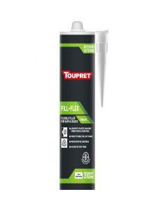 Toupret Fibacryl Flexible Filler White 310ml