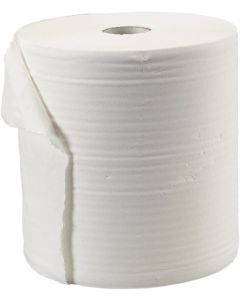 Everbuild Paper Roll 2 Ply White 260m