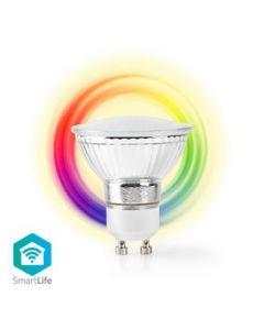 Nedis LED Bulb WiFi Smart GU10 5w Colour