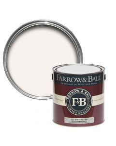 Farrow and Ball Estate Eggshell All White No.2005 750ml