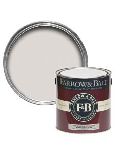 Farrow and Ball Modern Emulsion Strong White No.2001 2.5L