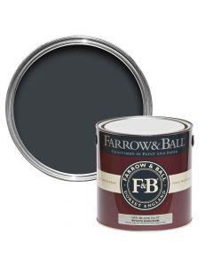 Farrow and Ball Estate Eggshell Off-Black No.57 750ml