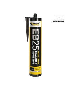 Everbuild EB25 Ultimate Sealant & Adhesive Clear 300ml