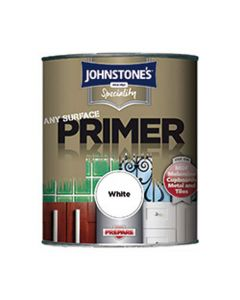Johnstones Speciality Any Surface Primer White 750ml
