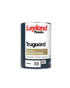 Leyland Trade Truguard Stabilising Masonry Primer Clear 5L