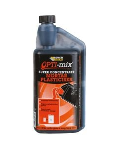 Everbuild Opti-Mix Super Concentrate Mortar Plasticiser 1L