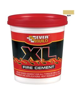 Everbuild XL Fire Cement Grey 2kg