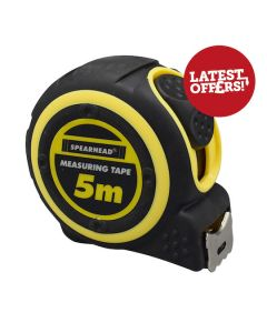SPEARHEAD Measuring Pocket Tape 5m