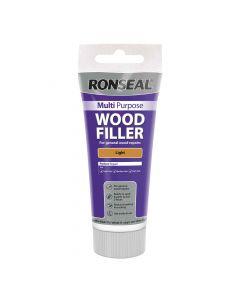 Ronseal Multi Purpose Wood Filler Tube Light 325g