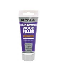 Ronseal Multi Purpose Wood Filler Tube Medium 325g