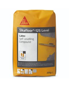 Sika Sikafloor 125 Level Latex Self Levelling Compound 25kg